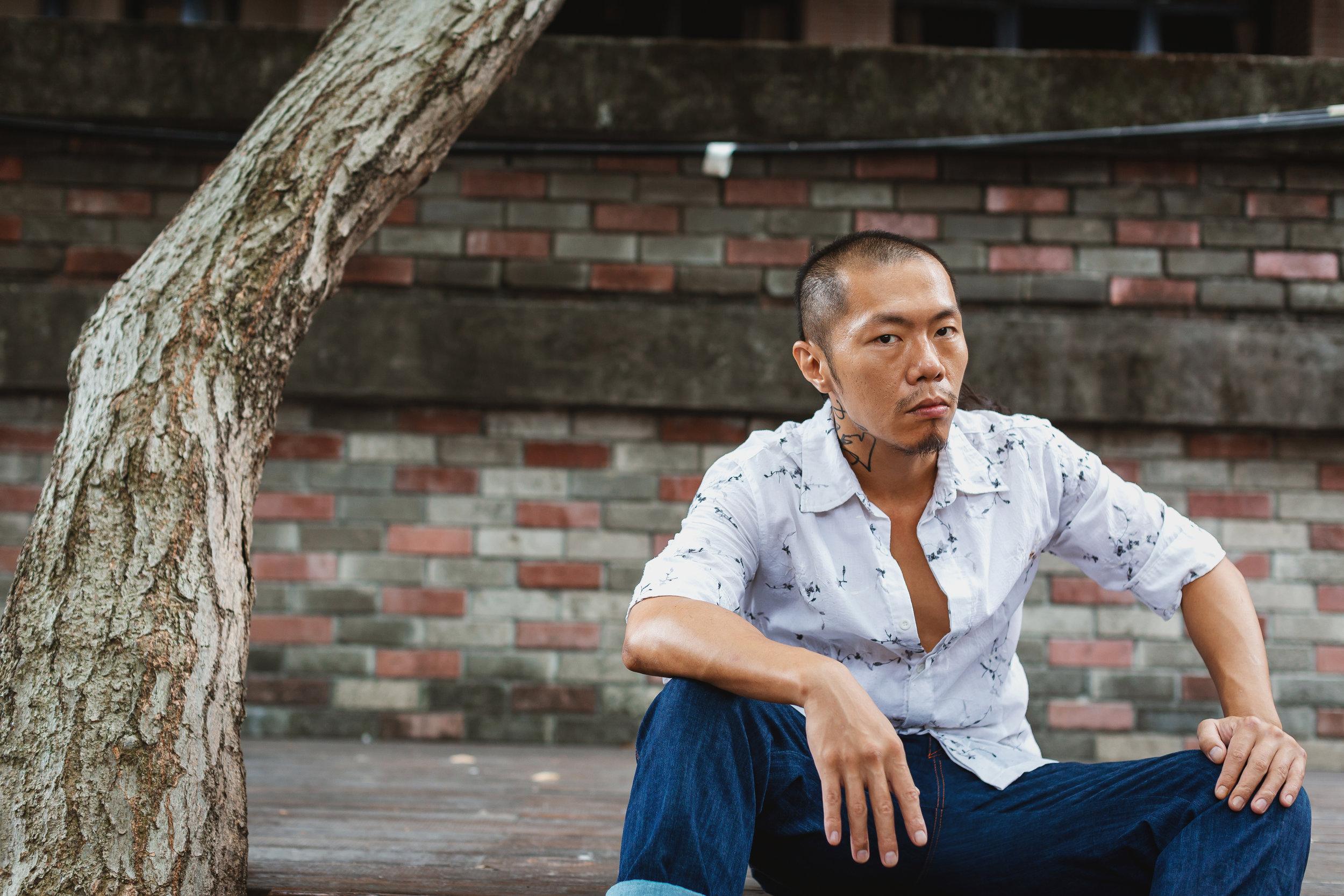廖小子。擅于从平凡日常发掘创作灵感,赋予传统台湾文化元素全新形象。