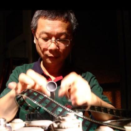 剪接师陈博文(照片提供:陈博文)