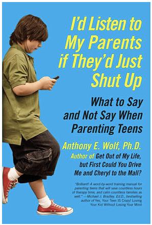 I'd Listen to My Parents...