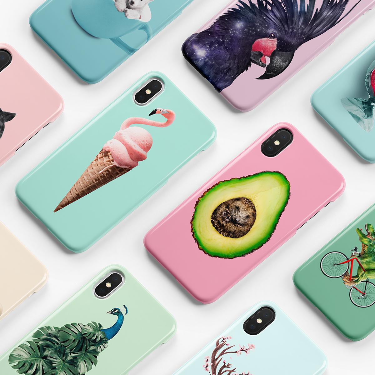 Handyhüllen - iPhone, Samsung Galaxy