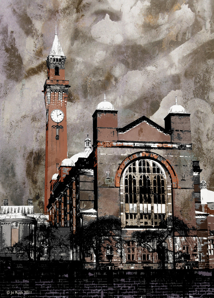 Aston Webb and Old Joe