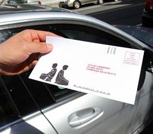 Yoga Parking Ticket