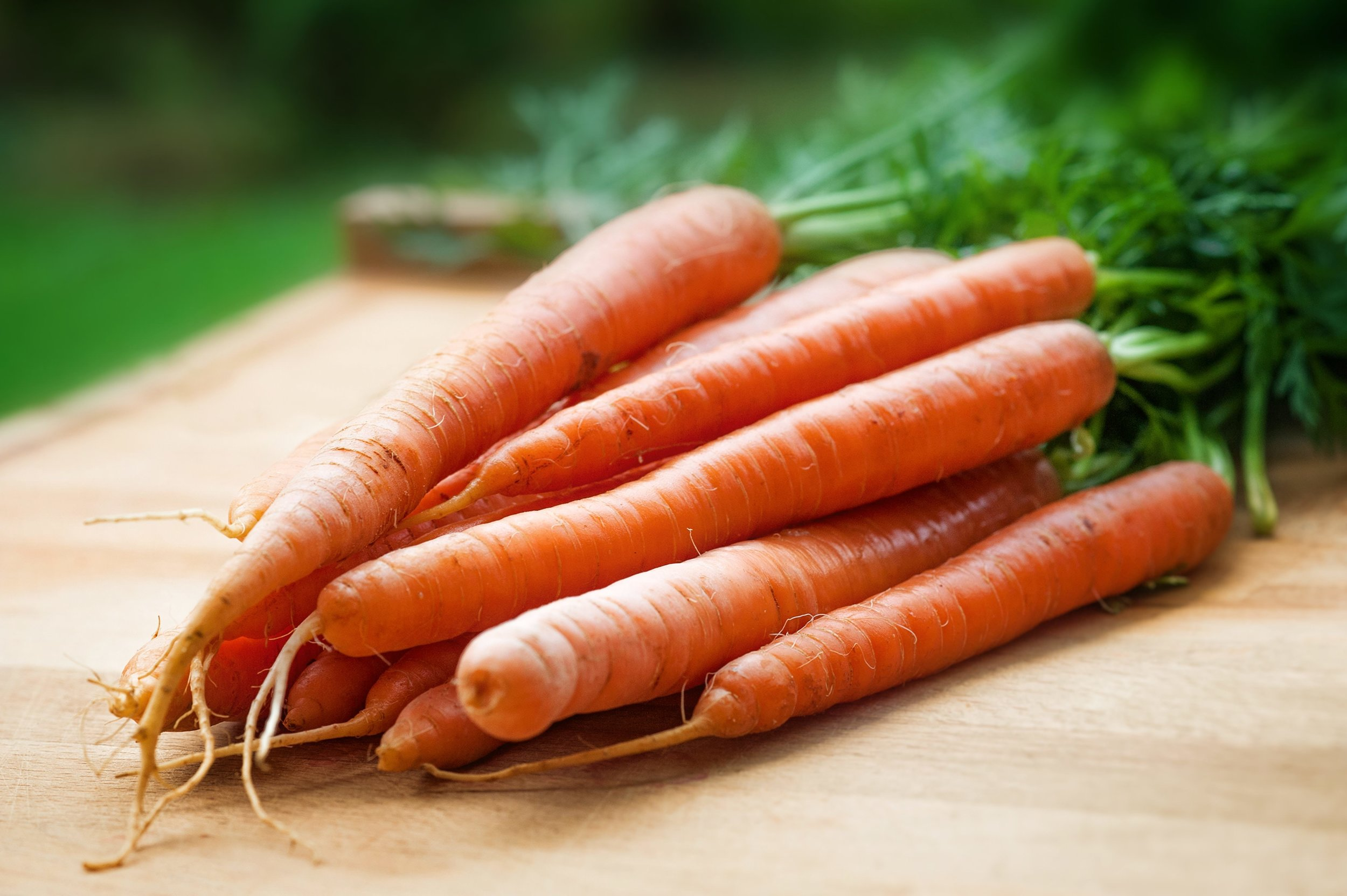 Eating carrots can fight against the flu.