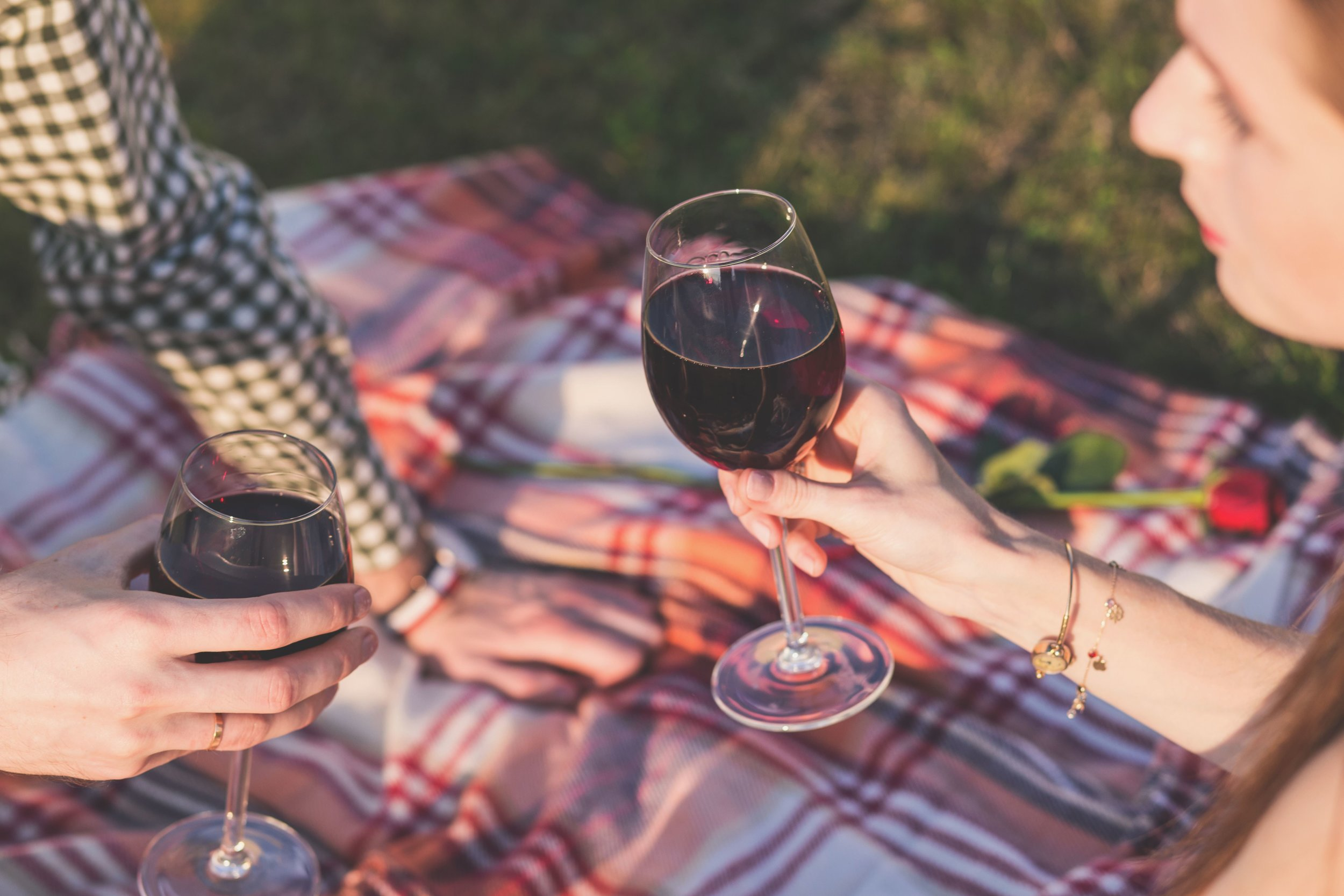 Red wine for heart health