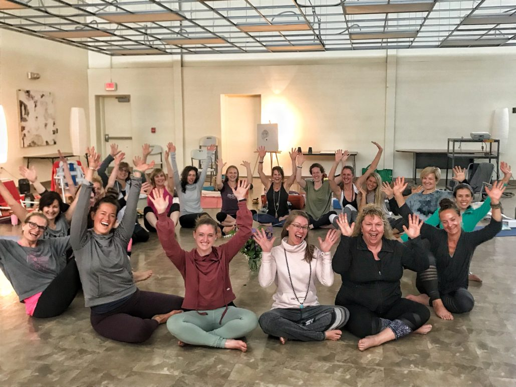200 Hour Yoga Teacher Training Graduates