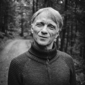 Hughthir White  |Yoga Instructor, Yen Yoga & Fitness in Traverse City, Michigan.