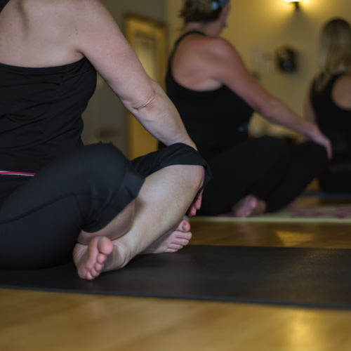 Mobility - Explore the connectivity between mobility (the movement of joints), flexibility (the length of muscles), and the fascial system (the web of connective tissue that surrounds the muscles and joints). Increase and improve functional flexibility, overall joint health and gain a heightened sense of body awareness.