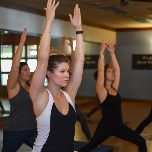 Vinyasa Flow - Builds heat, endurance, strength and flexibility and increases circulation. Sun salutations are an integral feature of the class, with each class being a diverse mixture of asanas. This is a physically challenging class that ends with deep relaxation.