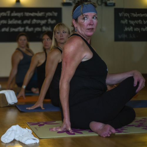Detox Yoga - Unique movement combinations that stimulate the circulatory and lymphatic systems and help clear out toxins, and guided instruction for building your practice. This class Involves lots of juicy twists and asanas targeted to eliminate toxins from the body; resulting in an experience that will leave you feeling fresh, clear, and blissful! Warm room variation available!