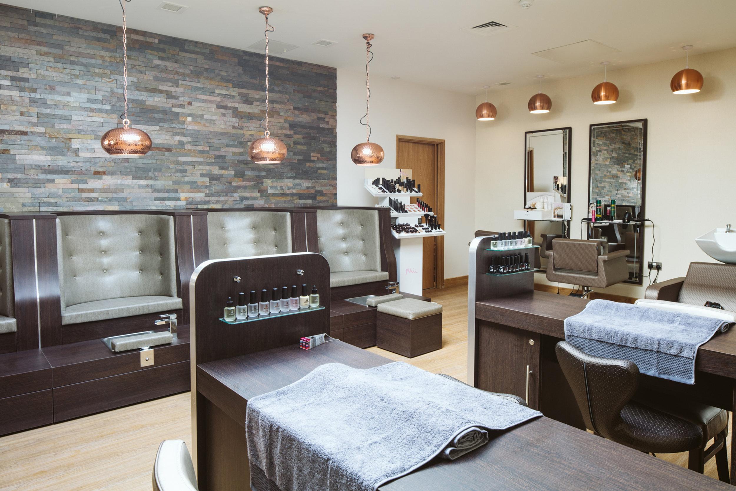 GAIA SPA | PLYMOTH | DEVON | UK  Comercial Hotel & Spa Interior
