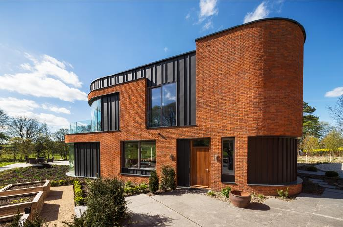 new bespoke family home, oxfordshire