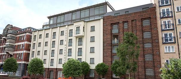 Huller & Cheese - Refurbishment and Conversion of RC and Masonry Building