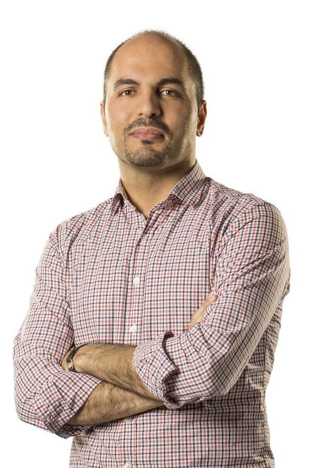 Moe Bagheri - Founder