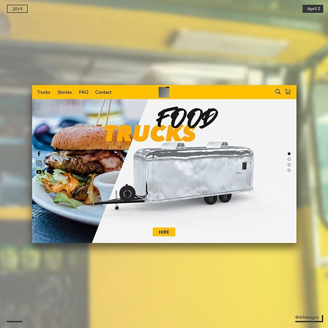 Food trucks 🍔😋 . Long gone is the notion that street food is just soggy chips from a van at the back of a football stadium. . Now, street food vendors dish up some of the most gastronomical delights in the food industry - and look great while doing it. . Rate 1-10 😊 . #design #designer #3d #3ddesign #3ddesigner #3dmodeling #3drendering #3danimation #rendering #graphic #graphicdesign #graphicdesigner #uxdesign #ux #uxui #uxuidesign #solidworks #keyshot #keyshot3d #makingcreativitypossible #foodiesofinstagram #foodgasm #uidesign #theuiuxcollective #tribeui