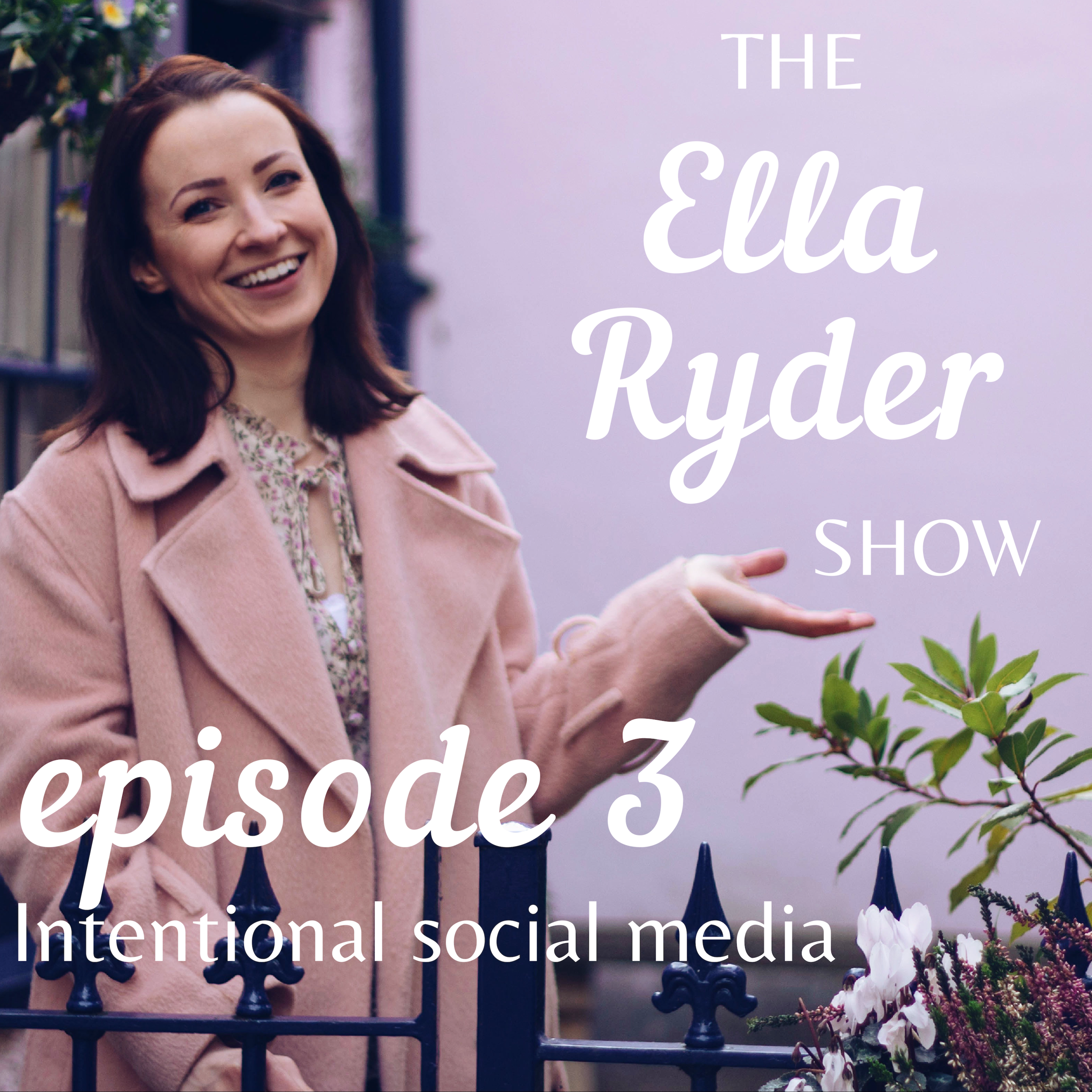 ERS 03: How to heal your relationship with Instagram
