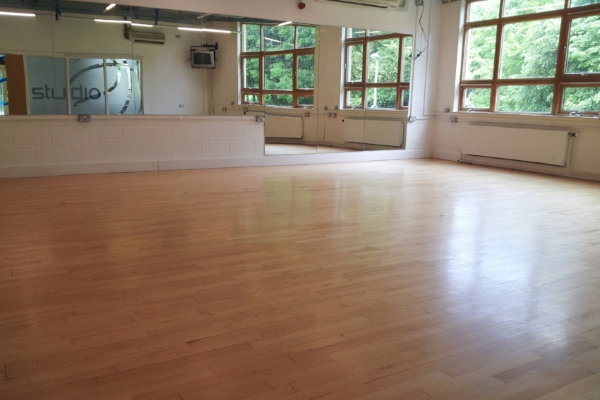 STUDIO - The studio hosts aerial yoga, self-defence, salsa, strength & conditioning, pole dancing and much more.And if you're looking for a great workshop venue you can book the studio with our workshop partner: The Melting Pot.Prices per hourOne-off £24Private group £19.50Community group (adults) £17.50Community group (youth) £15