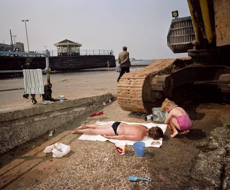 New Brighton, England, UK  From the series 'The Last Resort', 1983-85  © Martin Parr / Magnum Photos