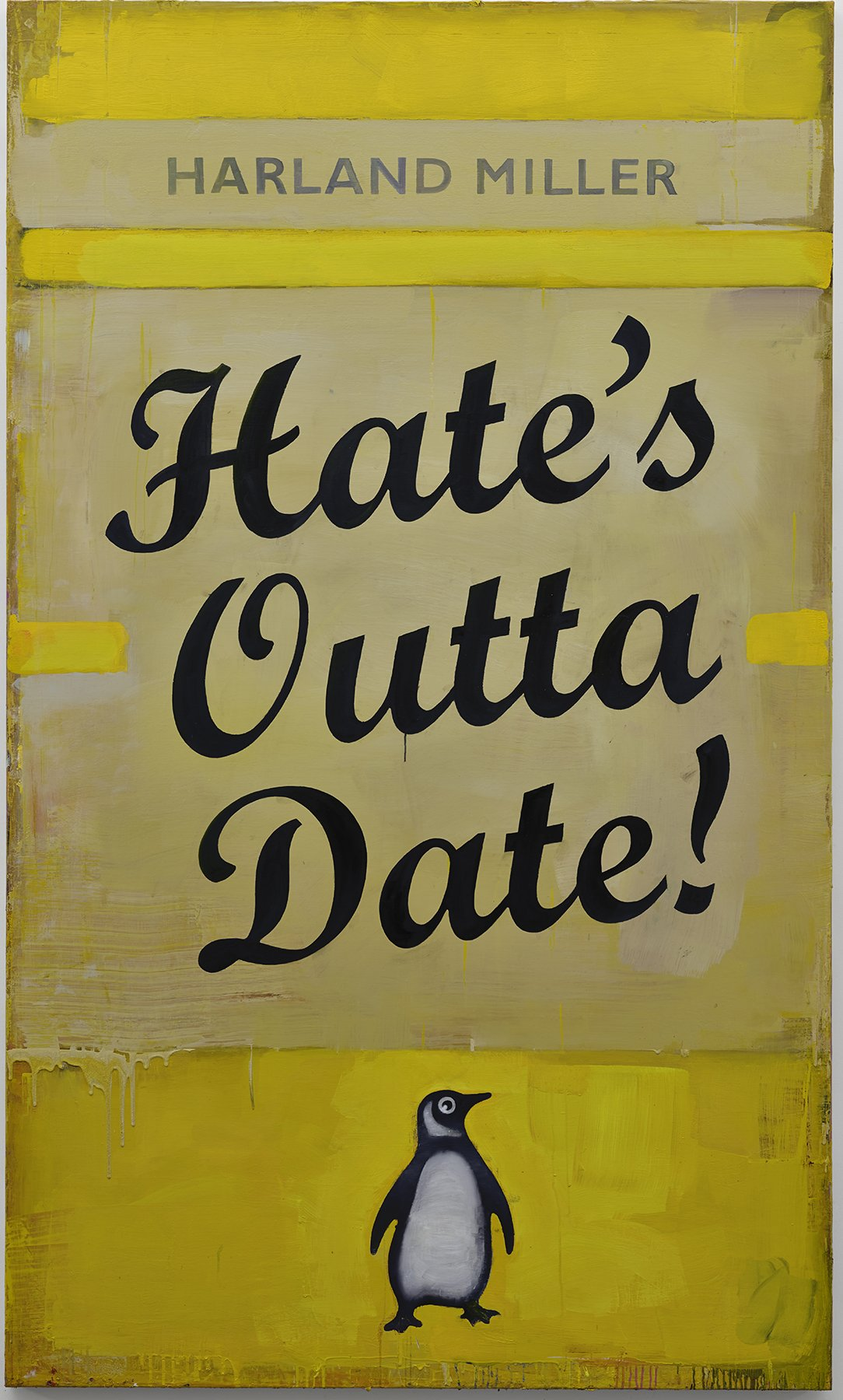 Harland Miler - Hates Outta Date!