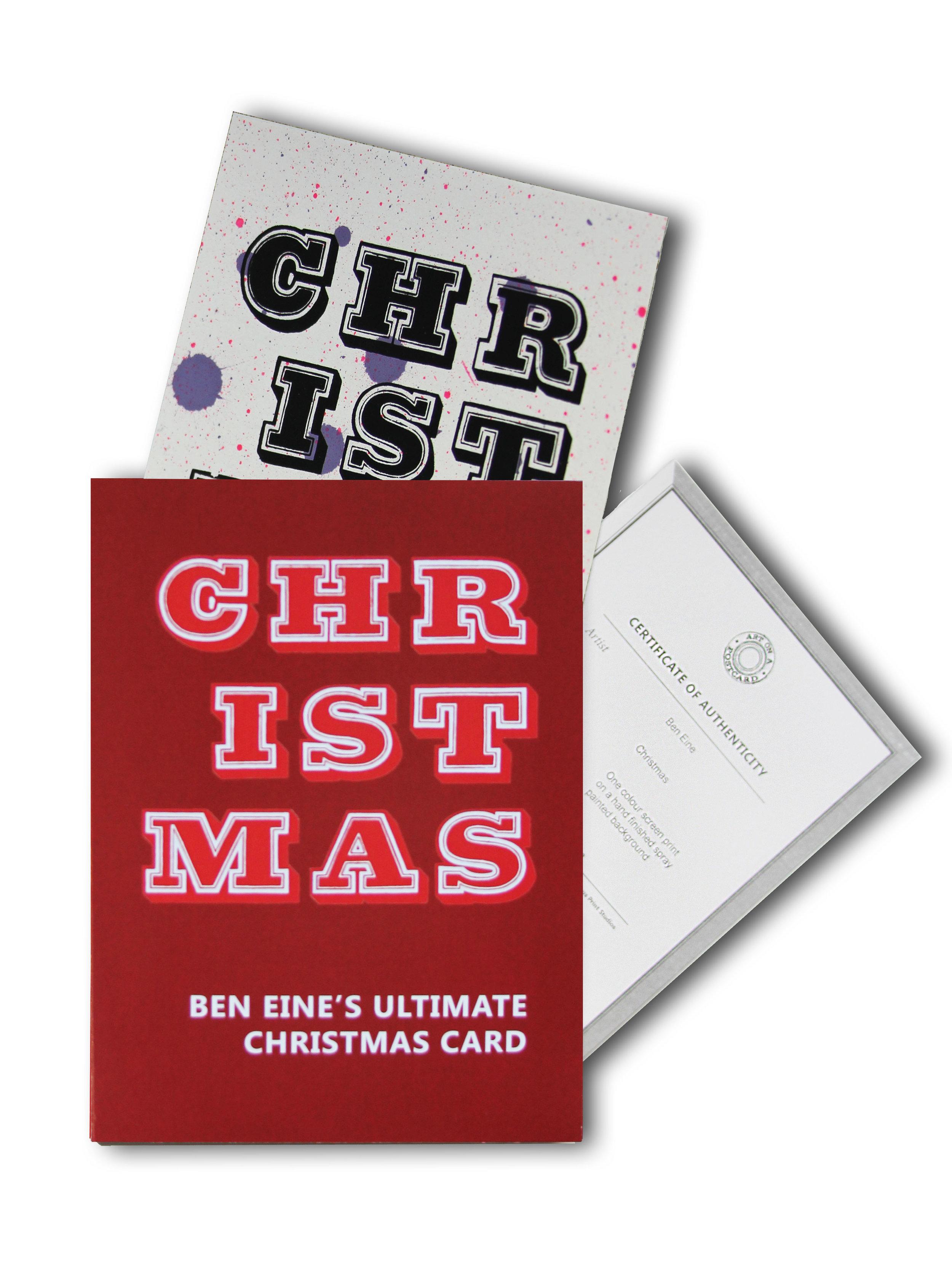 Ben Eine Christmas Card 4.jpg