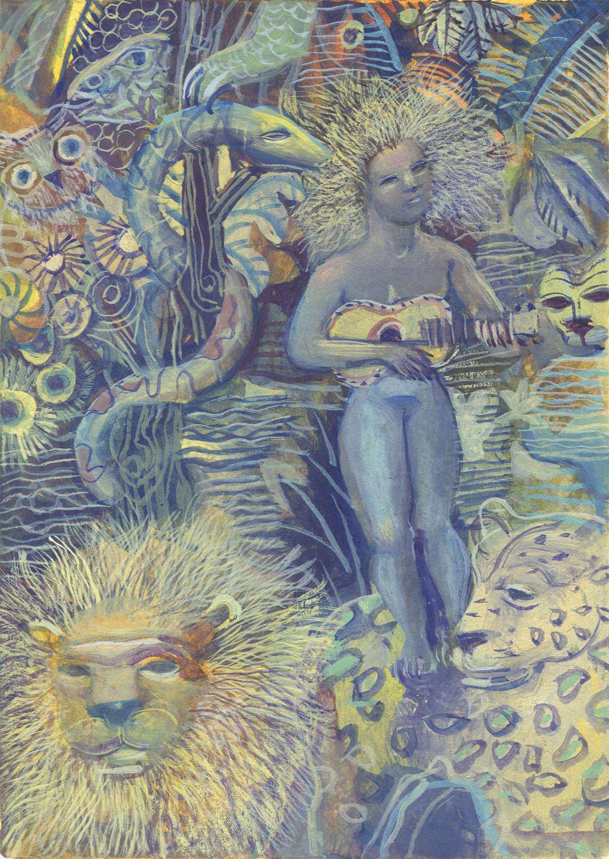 Mick Rooney RA - A Song in Eden.jpg