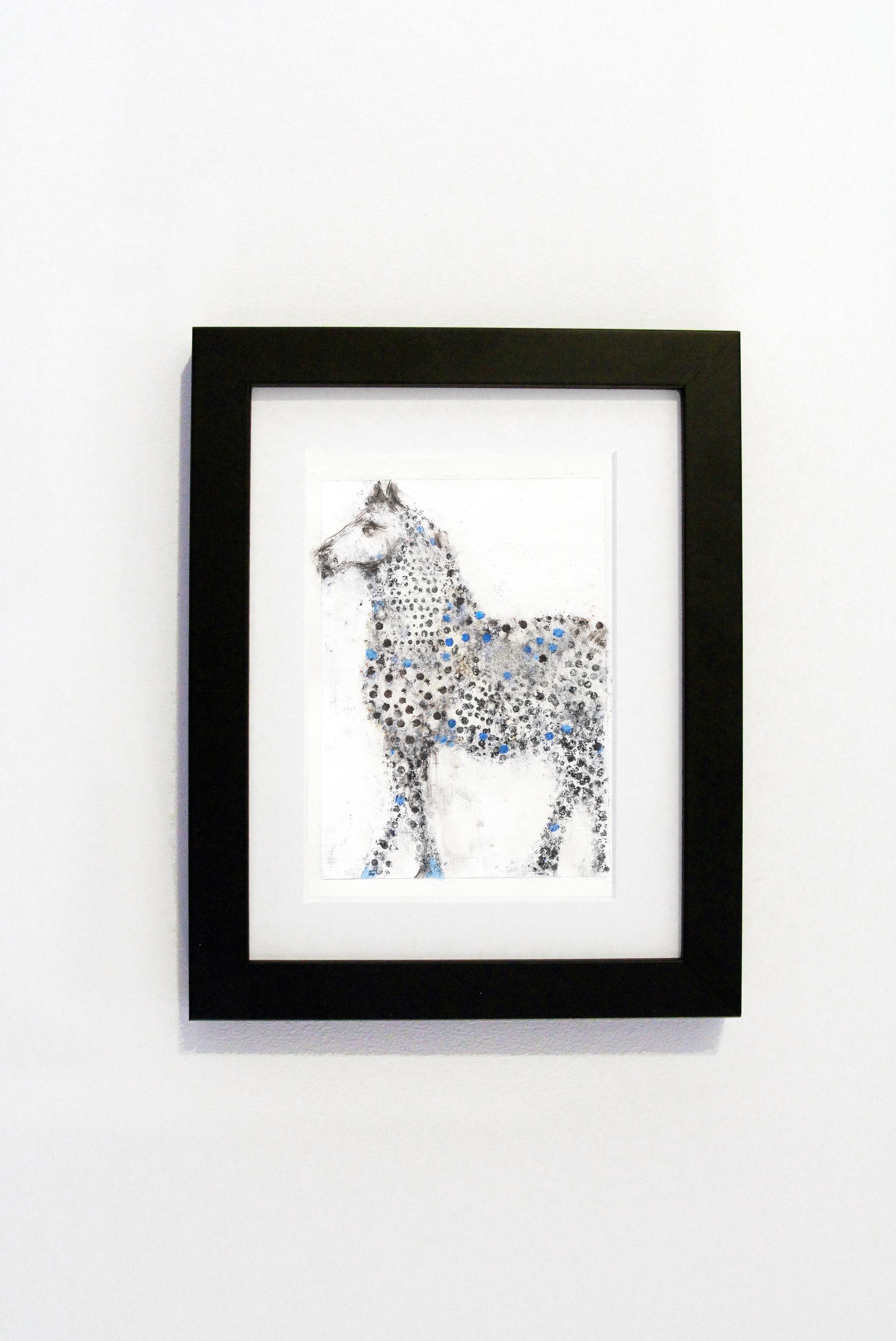 Dot Horse Blue Black Frame.jpg