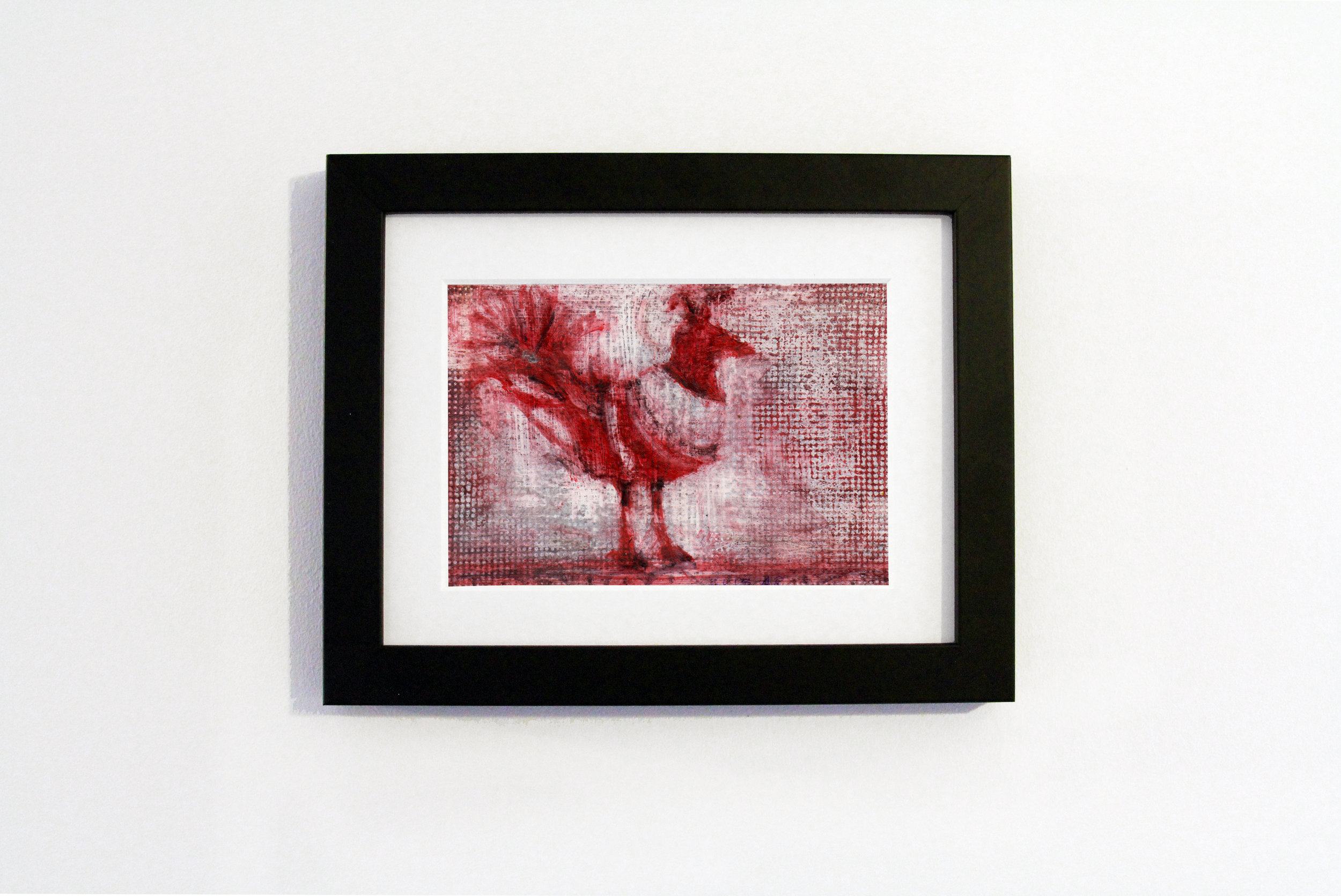 Red Bird Black Frame.jpg