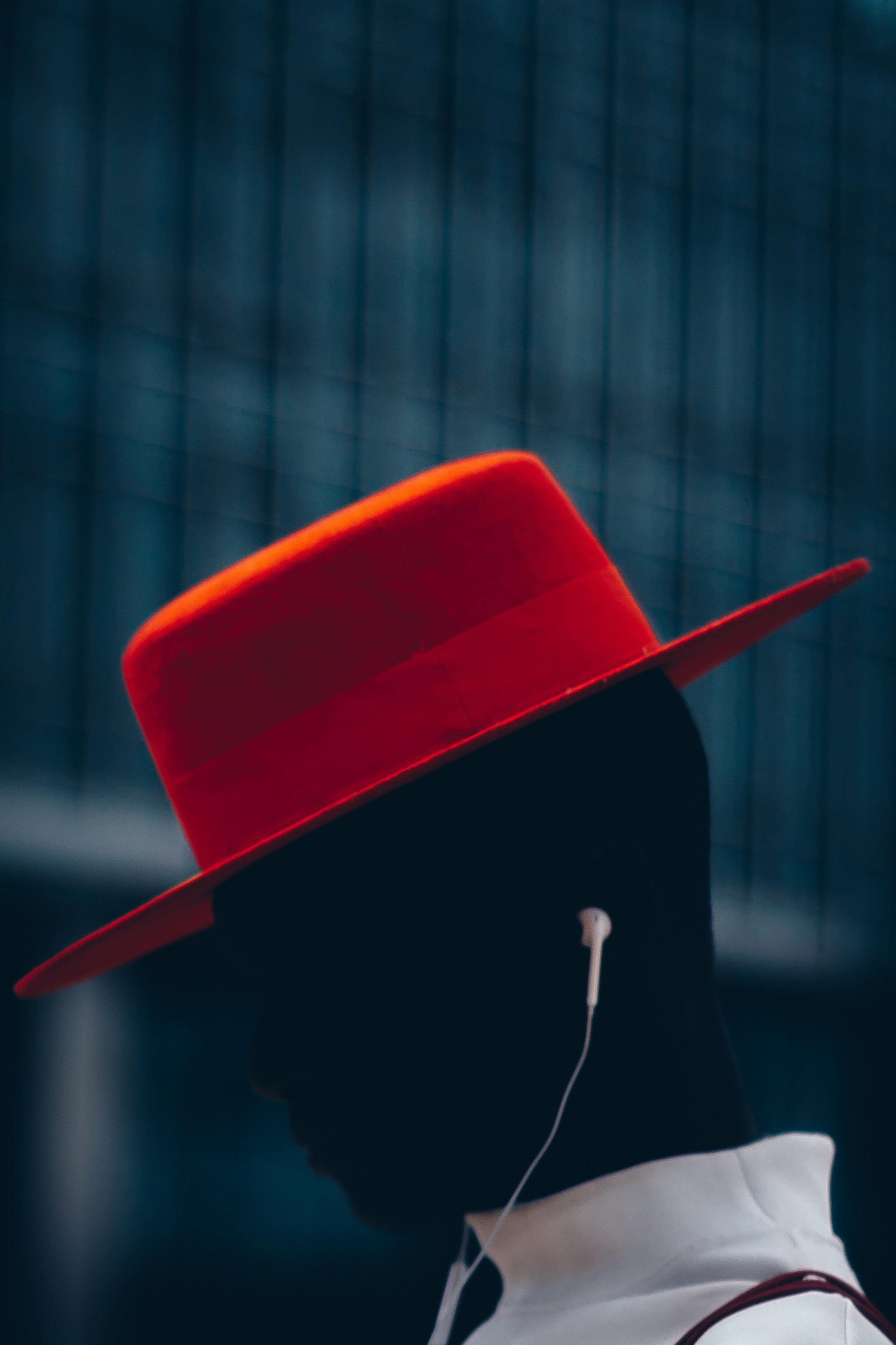 Lot 169. Red Hat Joe
