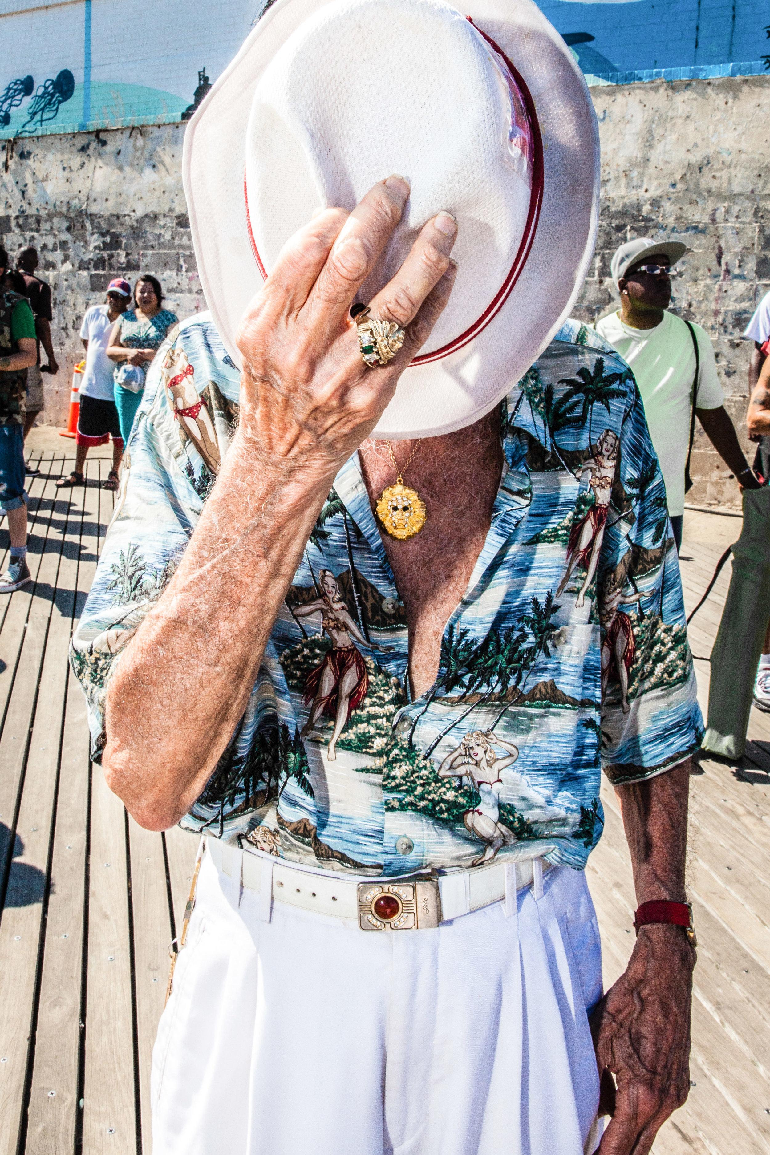 Lot 577 Beach Body Bingo - Disco Is Dead - Photograph