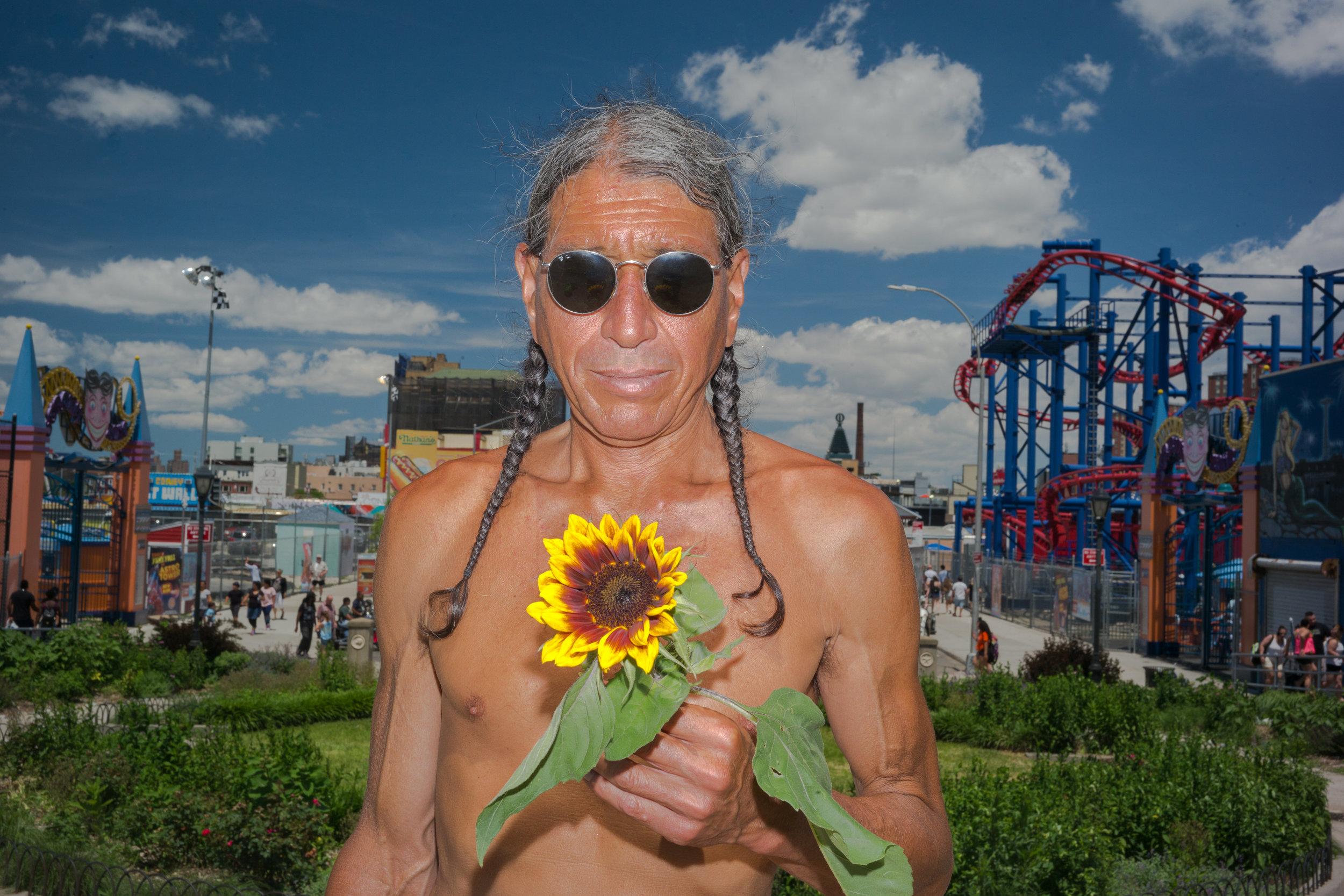 Lot 578 Beach Body Bingo - Indian Summer - Photograph