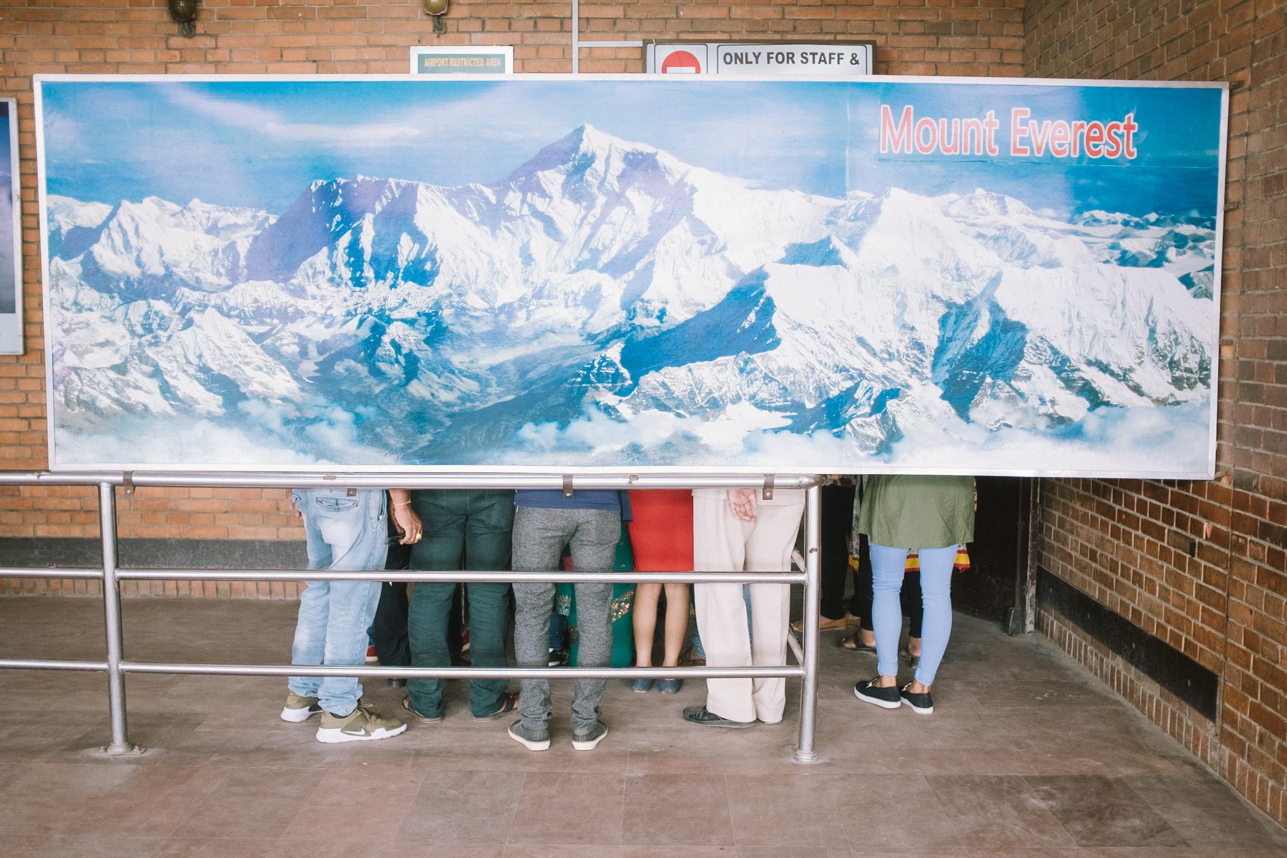Copy of Lot 597 Mt. Everest - Photograph