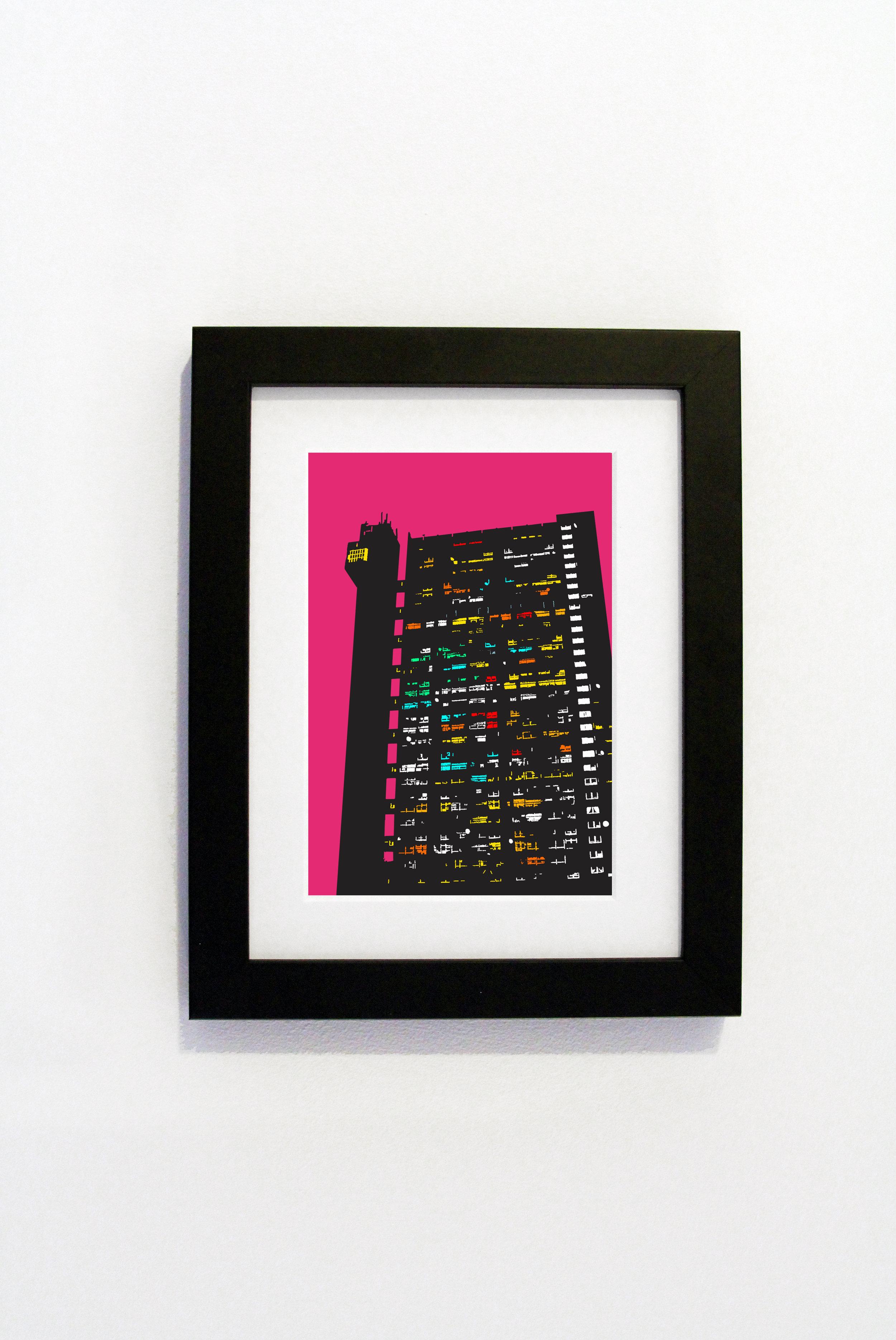 Trellick Pink Black Frame.jpg