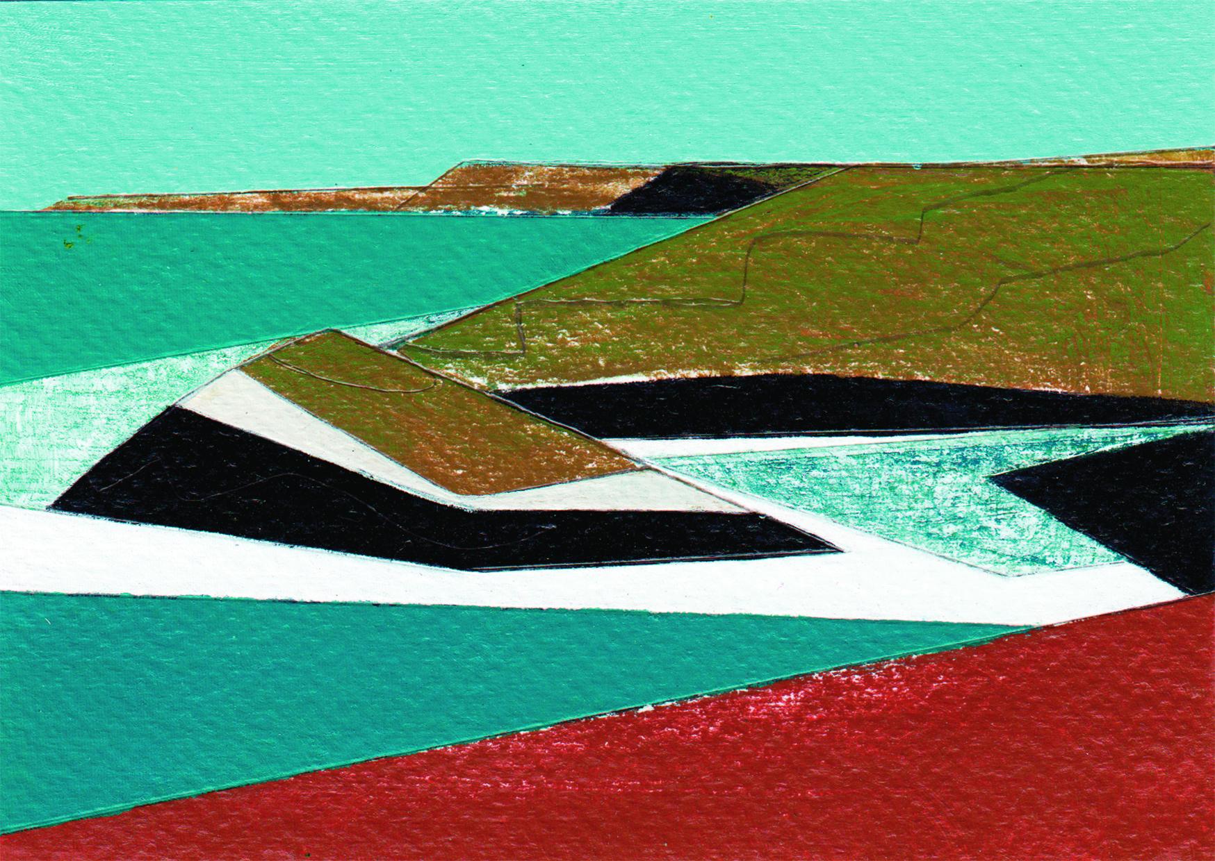 Harbour Coast -    Fine Art Giclée print on Hahnemühle Photo Rag