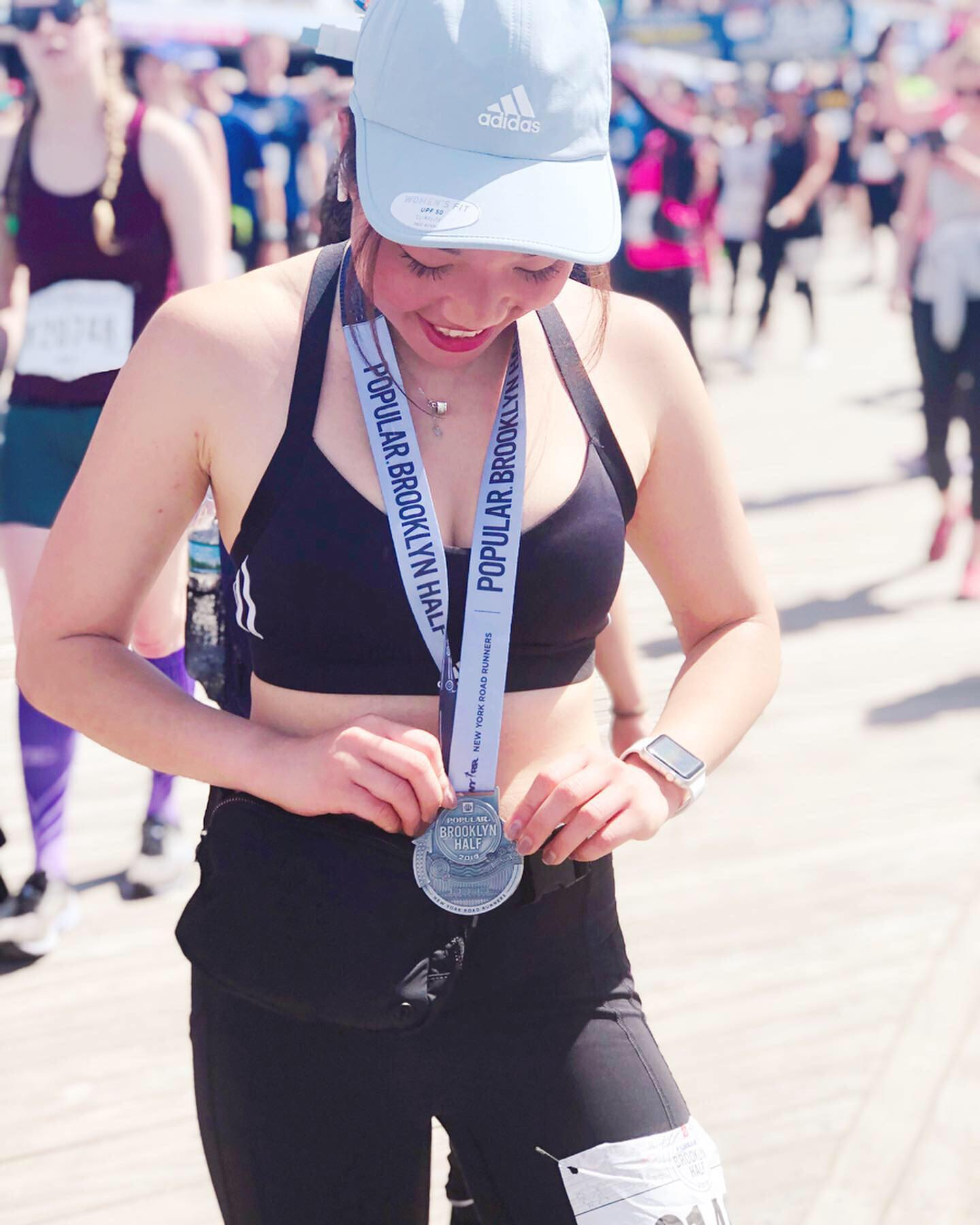 Brooklyn Half Marathon in May 18th, 2019 NYC.