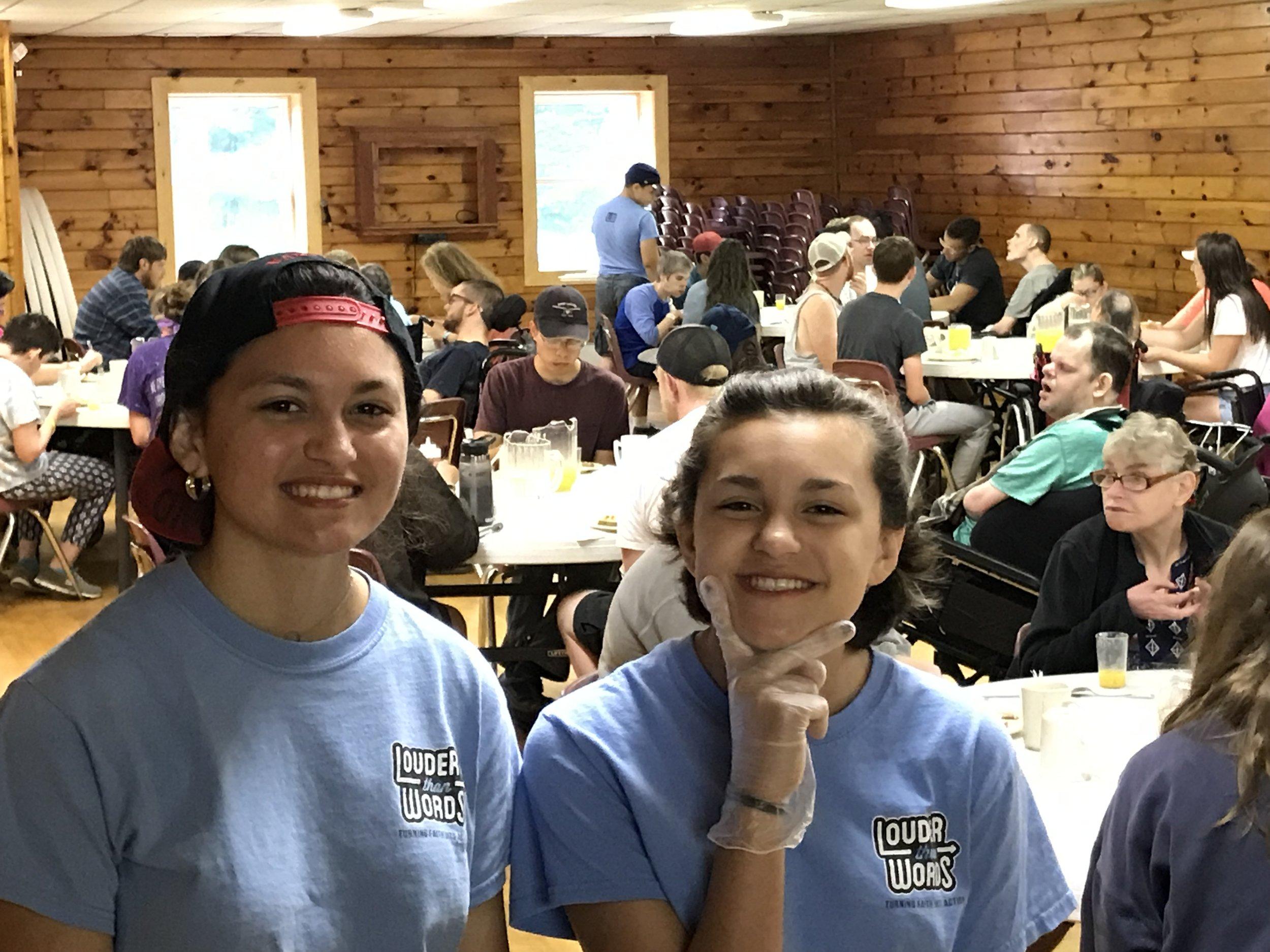 Arrowhead Bible camp, pa; 2019