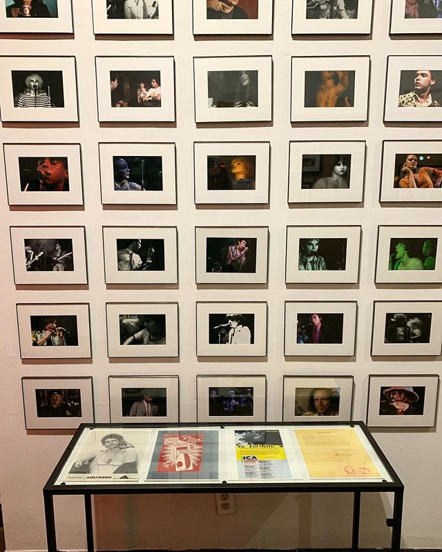 Show opens in 10 mins!! Come!  An installation by Pat Ivers & Emily Armstrong showing video and photography from the early days of punk in NYC.  She's Got her TV Eye On Me!  Pat Ivers & Emily Armstrong GoNightclubbing Oct  24th – Nov 27, 2019  http://www.gonightclubbing.com  In October 1980, the original Danceteria faded to black when a police raid shuttered the legendary club. Almost 39 years later to the day, Pat Ivers and Emily Armstrong bring a recreation of their historic Danceteria Video Lounge to 72 Gallery.  A deconstruction of the family rec room, the Video Lounge invites you to cuddle on the couch again, while enjoying musical performances from the GoNightclubing archive by such downtown stalwarts as the Lounge Lizards, Dead Boys and Richard Hell, as well as a mashup of found footage, B-movie trailers and early video art with John Sex and Keith Haring.  What's more, a selection of Ivers and Armstrong's photos of musicians and scenesters from Dee Dee Ramone and John Lurie to Haoui Montaug and Brian Butterick, will be showcased.  Pat Ivers and Emily Armstrong are creators of the Gonightclubing archive, the definitive visual record of the downtown scene. From 1975-1981, shooting photographs and video, these two women documented nearly 100 bands -- when that meant dragging heavy equipment into nightclubs and tenements, a far cry from the ease of iPhone cameras today.  Watching these great bands, unselfconscious and in their prime, is a bracing reminder of what live music can be. Luckily, Ivers and Armstrong got it all on tape.  #punk #nycpunk #newyorkpunk #punks #punkrock #punkrockmusic #punklegends #historyofpunk #punksnotdead #cbgb #lowereastsidenyc #nyc #newyork #photooftheday #music #style #fashion #art #artexhibition #artnyc #artnewyork