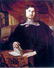 Rev. John Eliot, undated, unknown artist (courtesy of Huntington Library)