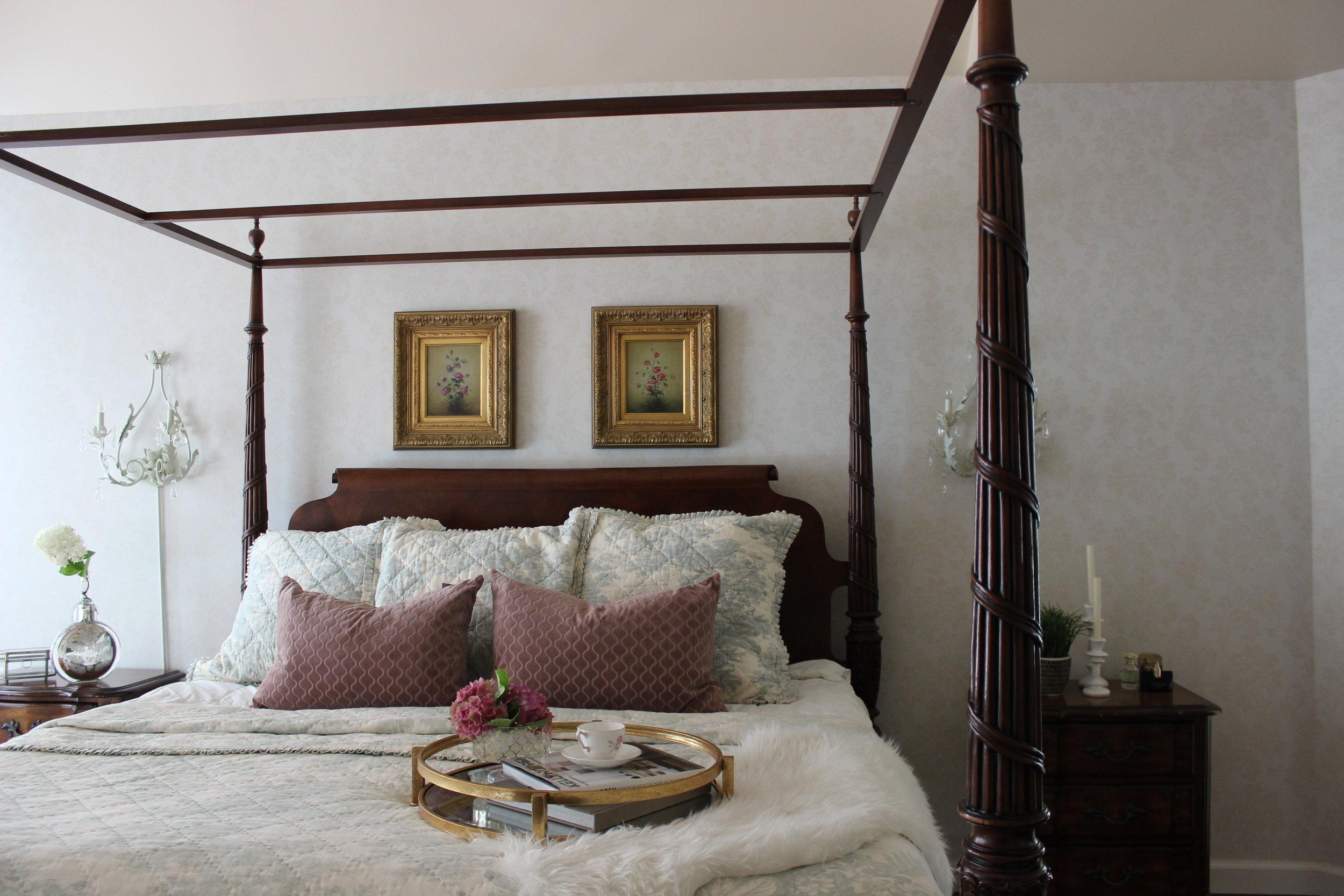 CLASSICAL BEDROOM - EDEN, NEW YORK