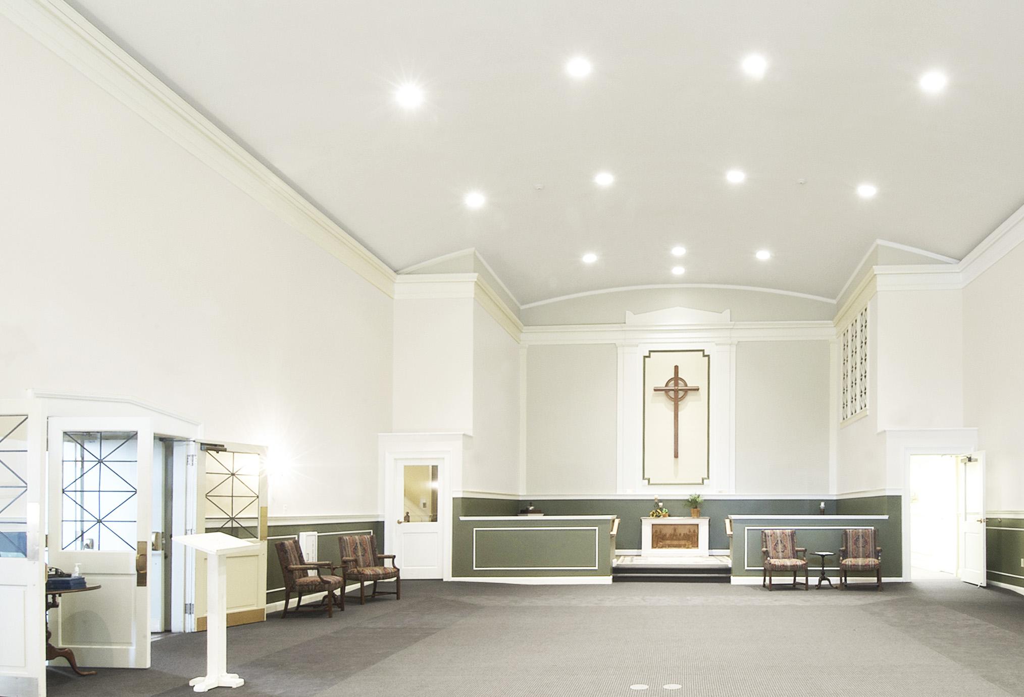 ORCHARD PARK PRESBYTERIAN CHURCH - ORCHARD PARK, NEW YORK