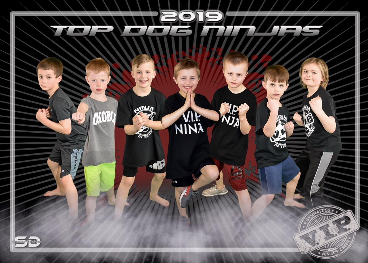 Ninja Class Pic.JPG