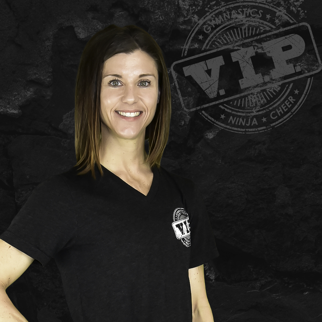 Kellie Preschool/Hall Of Famers Coach    Qualifications:    -  Competed in gymnastics @ a level 10  - Coached gymnastics since highschool  - Bachelors in Exercise Science from the University of Nebraska-Omaha   Fun Fact:   Mrs. Kellie can still cast to handstand on bars.   Larger Purpose 4 V.I.P.: