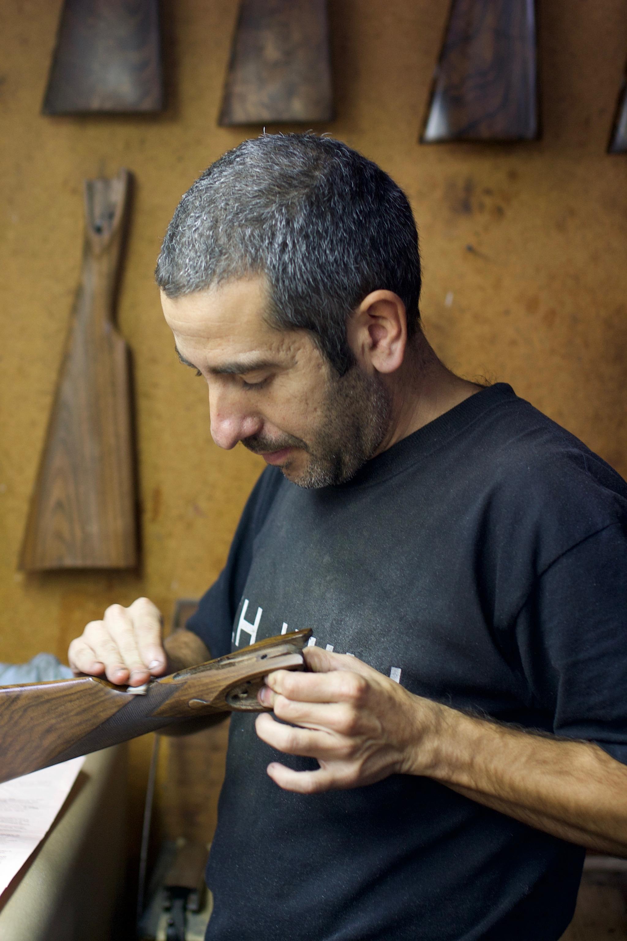 Våpenkunst - I en liten by i Baskerland lages det magi av stål.