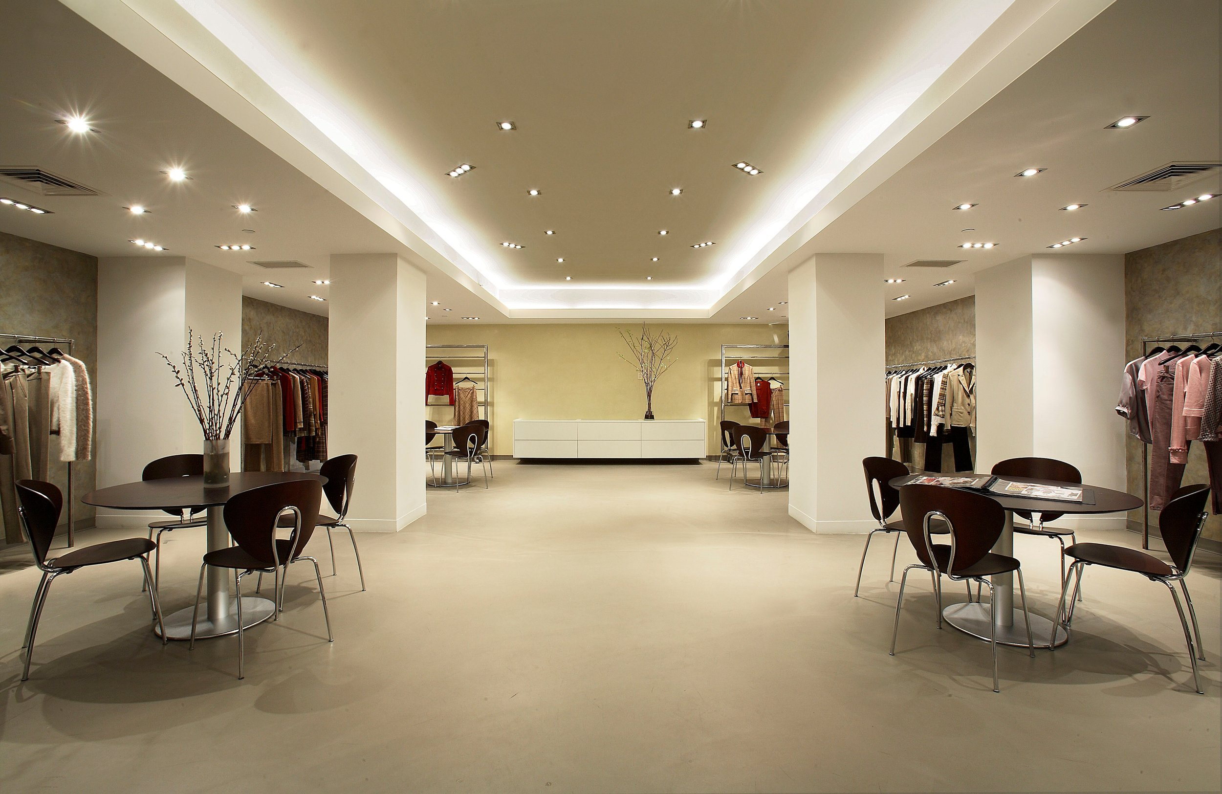 MORELLE PRODUCTS SHOWROOM II