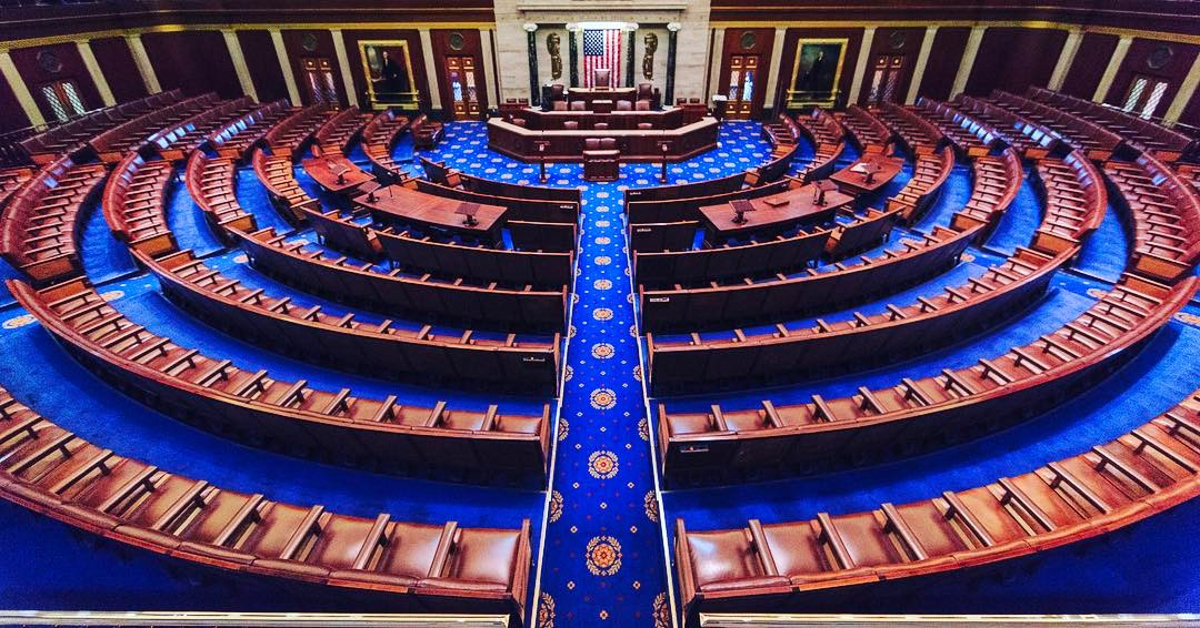 United States House of Representatives Chamber