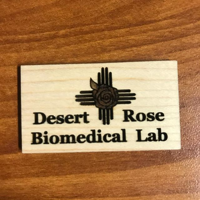 Made a logo cut out for us, next we will try acyllic engraving. #glowforge #laserengraving