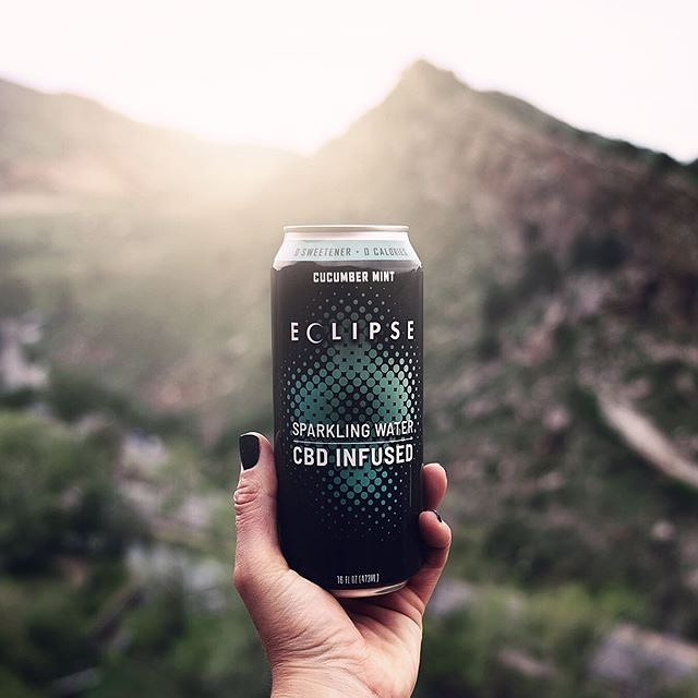Pretty dope new client! Jazzed to help the Washington based Eclipse Bev brand light up the cannabis category. (tastes better than Lacroix, fy👁Pick em up!)