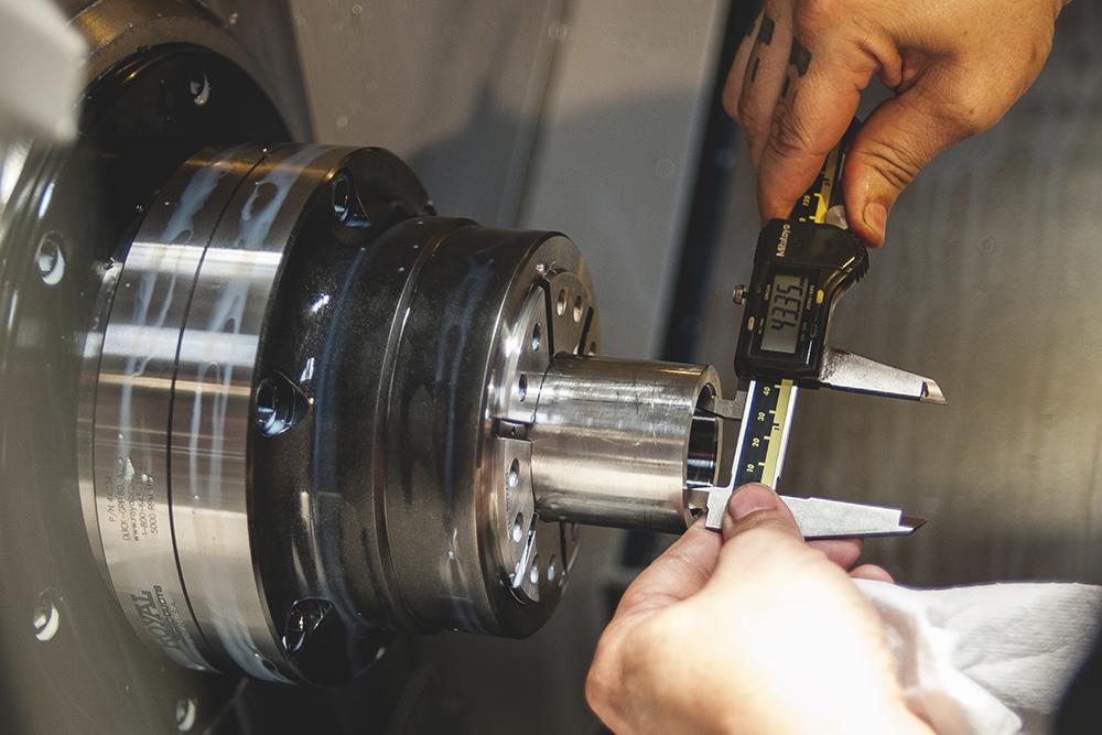 Advanced CNC Turning -