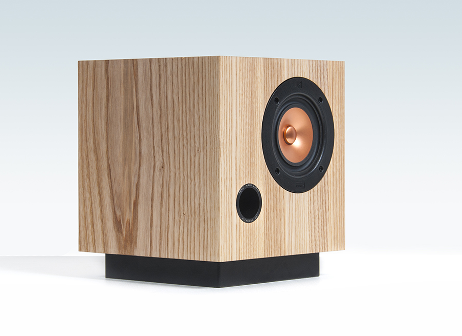 Fern & Roby Cube Speakers