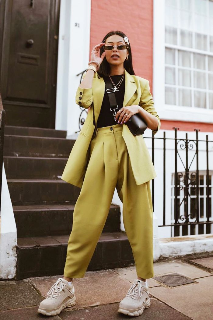 IN - Tailoring is the must have for 2019. A relaxed suit feels freshest with looser layers.