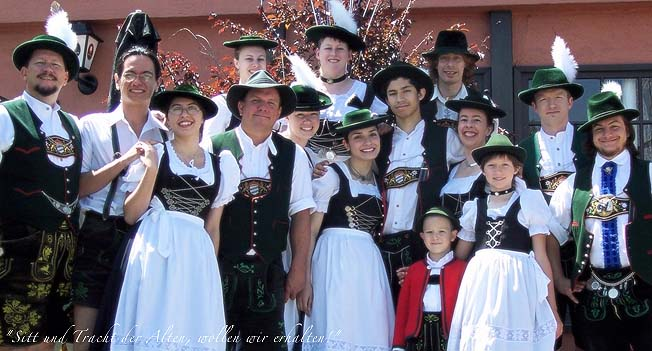 The Dirndl and Lederhosen of Germany and Austria