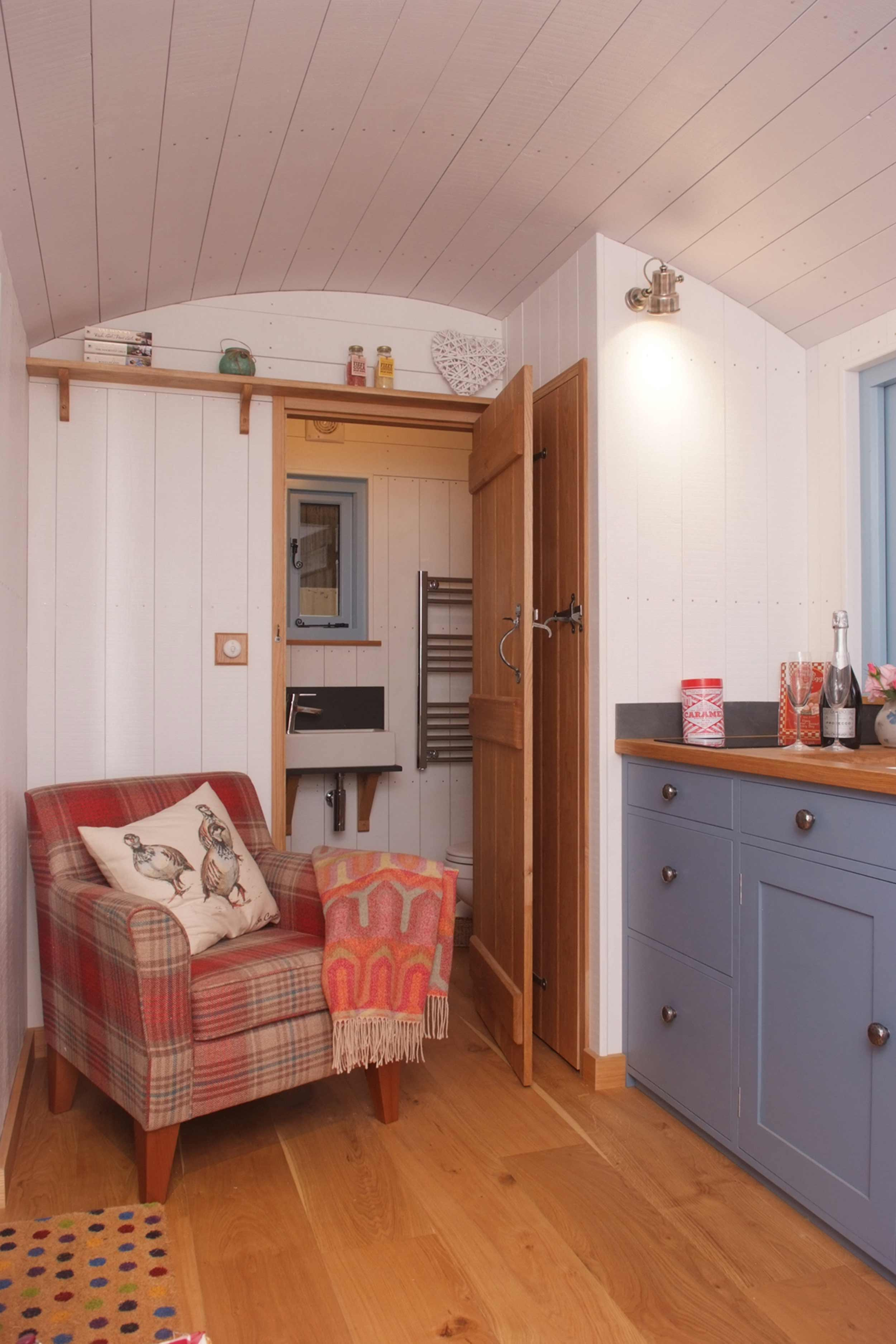 Shepherds Huts -